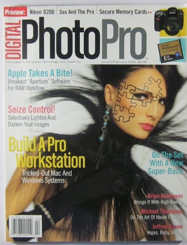 Image for Digital Photopro Magazine: January/february 2006