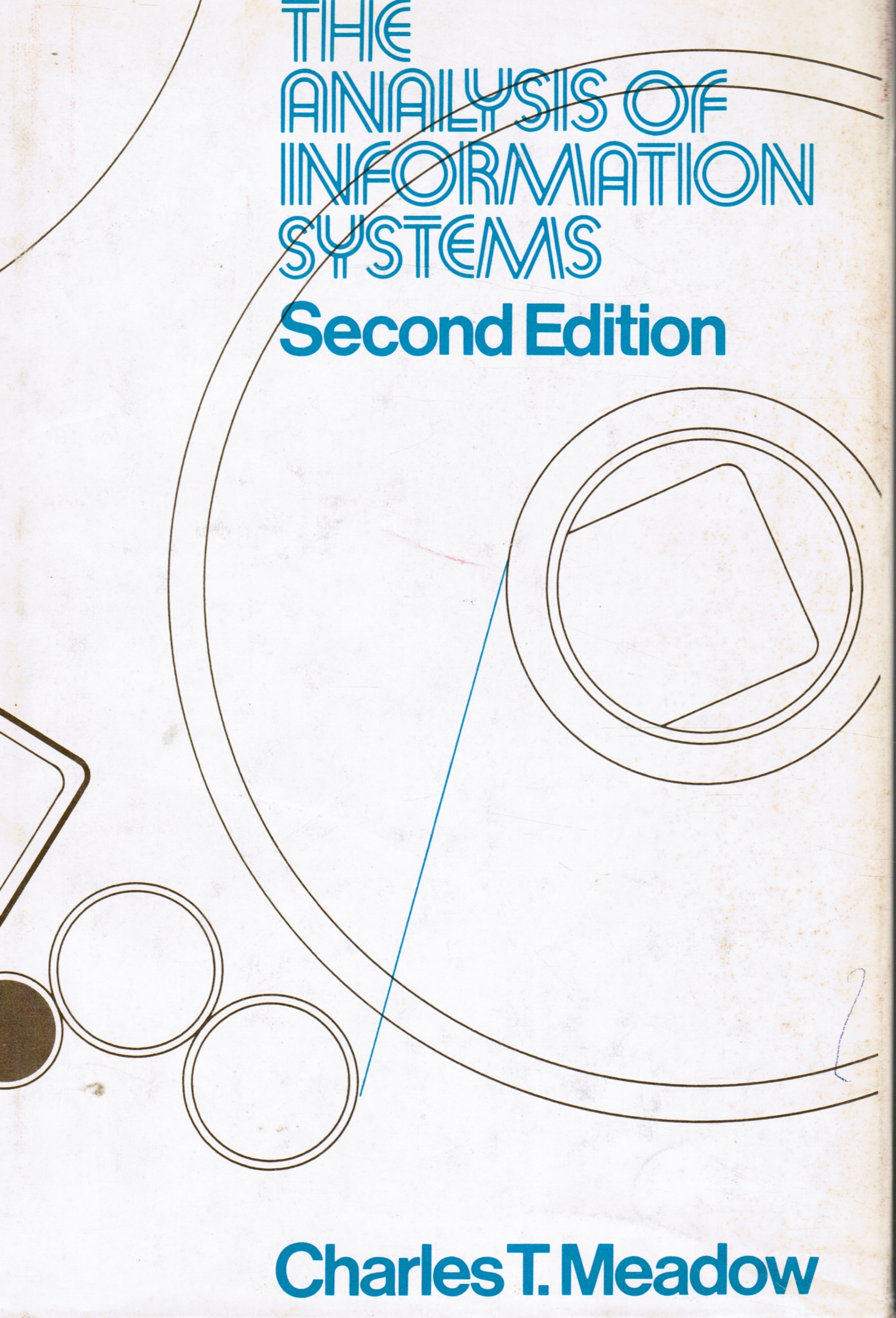 Image for The Analysis of Information Systems