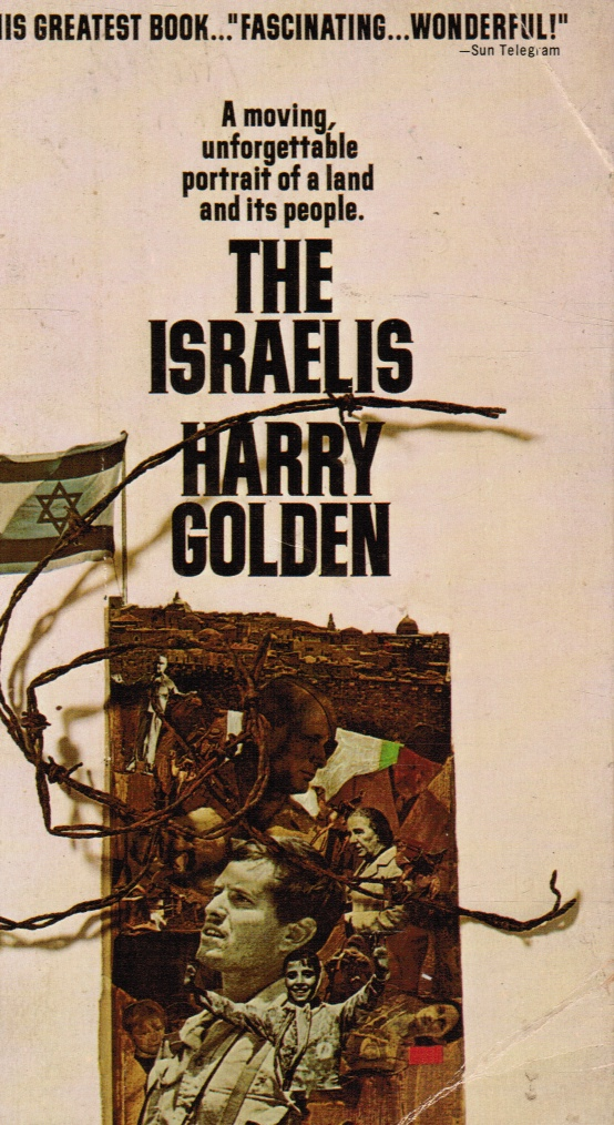 Image for The Israelis: Portrait of a People