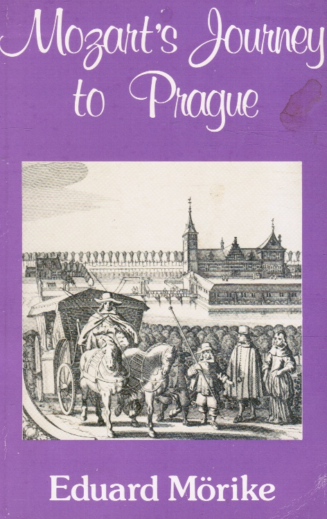Image for Mozart's Journey to Prague