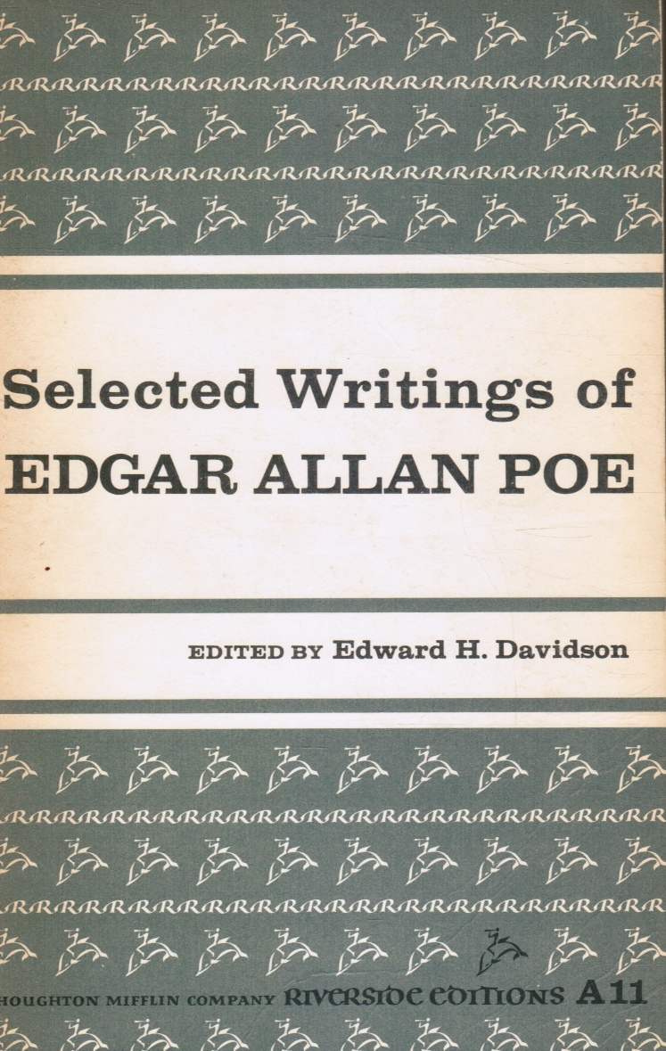Image for Selected Writings of Edgar Allan Poe