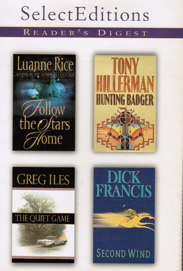 Image for Reader's Digest Select Editions: Follow the Stars Home, Hunting Badger, the Quiet Game, Second Wind, 248