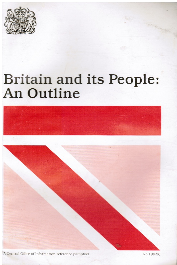 Image for Britain and its People: an Outline