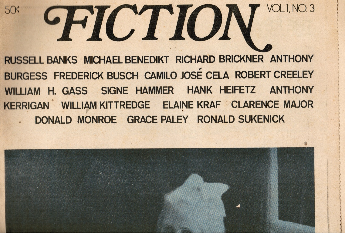 Image for Fiction: Volume 1, No 3