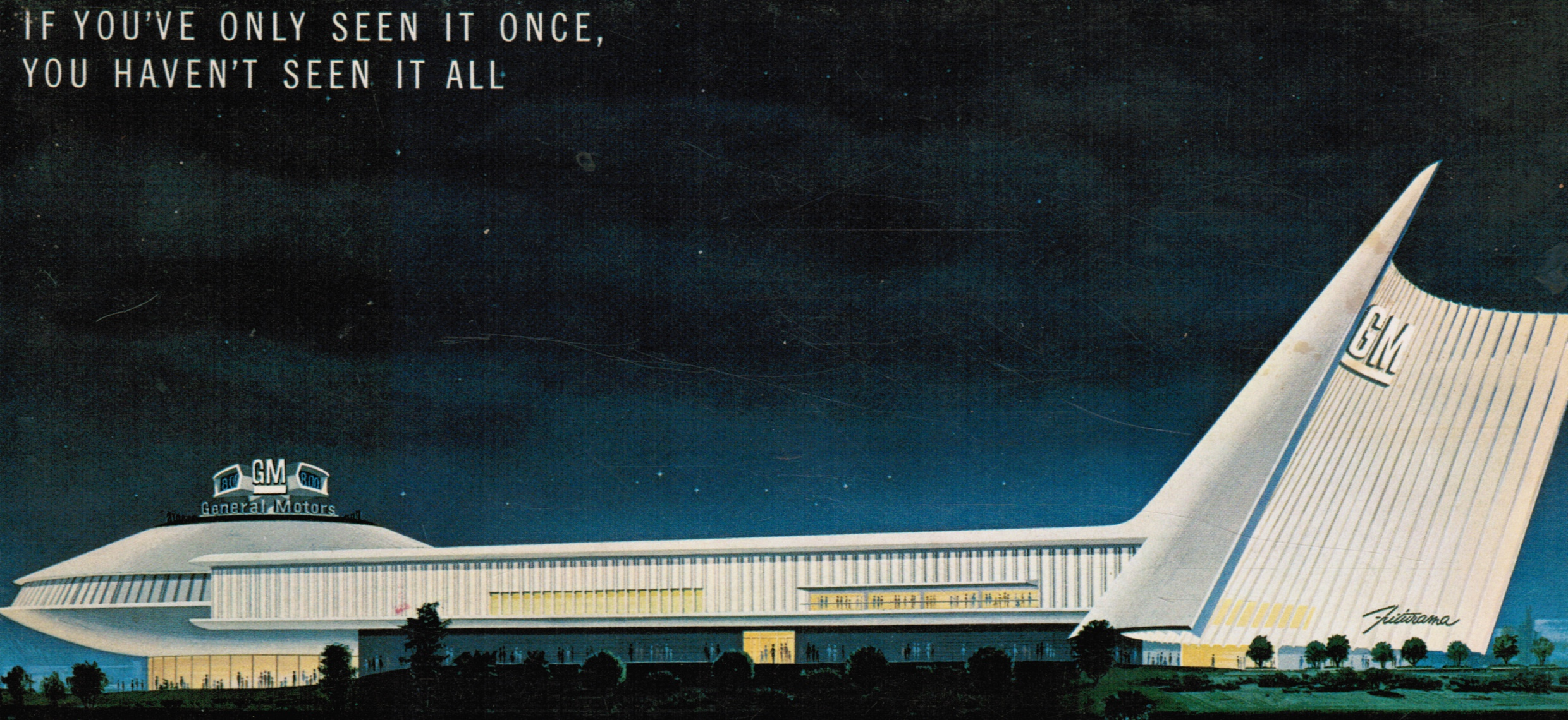 Image for General Motors FUTURAMA - New York World's Fair - 1965 - If You've Only Seen It Once, You Haven't Seen It All