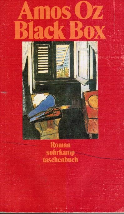 Image for Black Box. Roman (German Text)