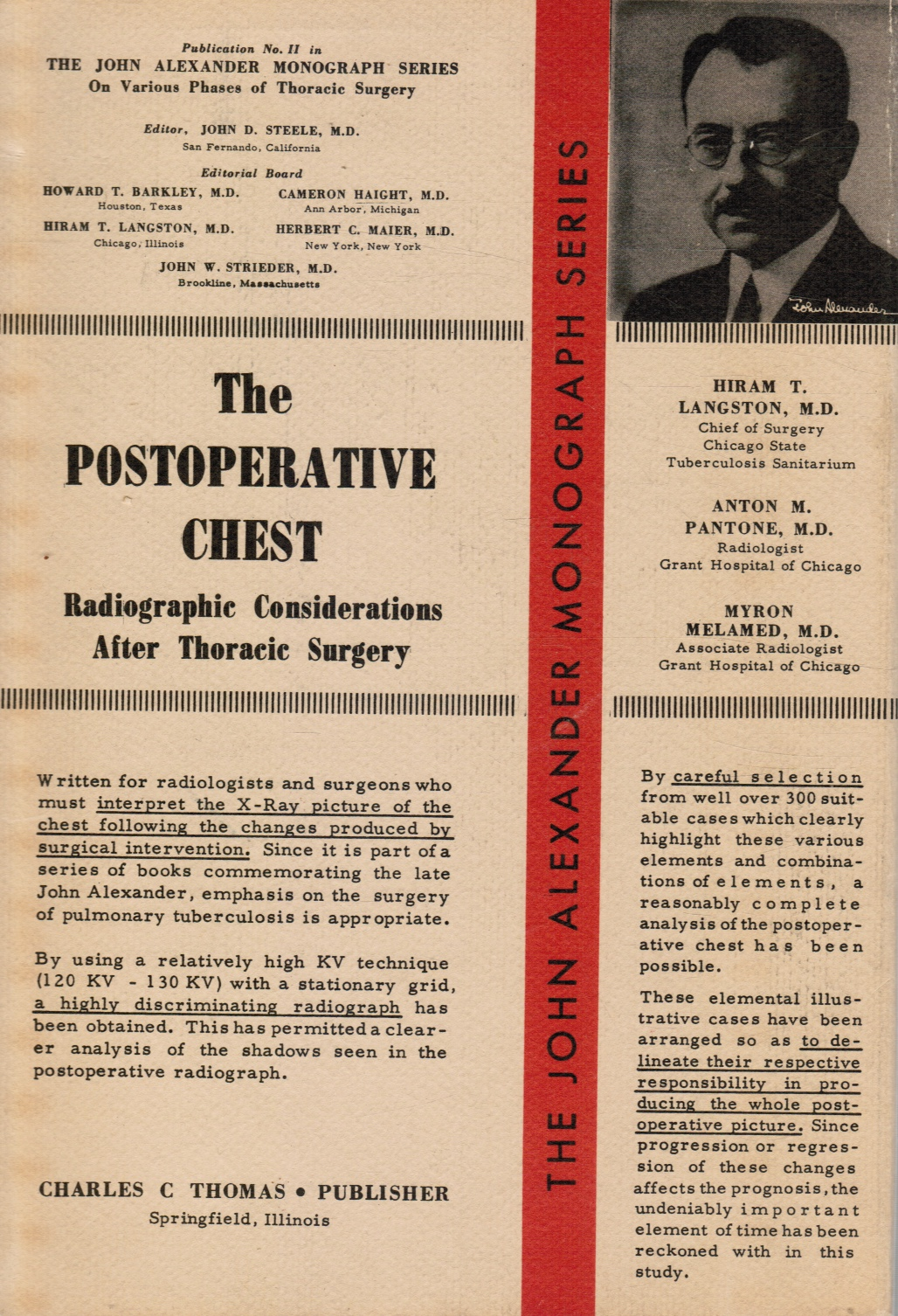 Image for The Postoperative Chest: Radiographic Considerations after Thoracic Surgery
