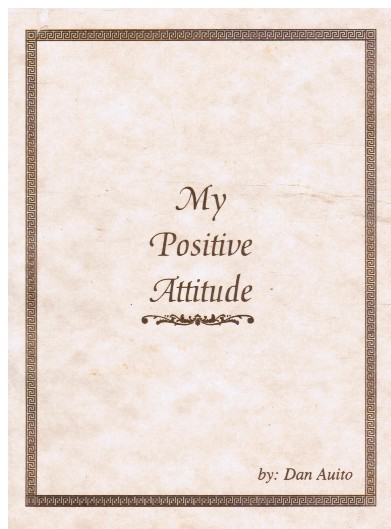 Image for My Positive Attitude