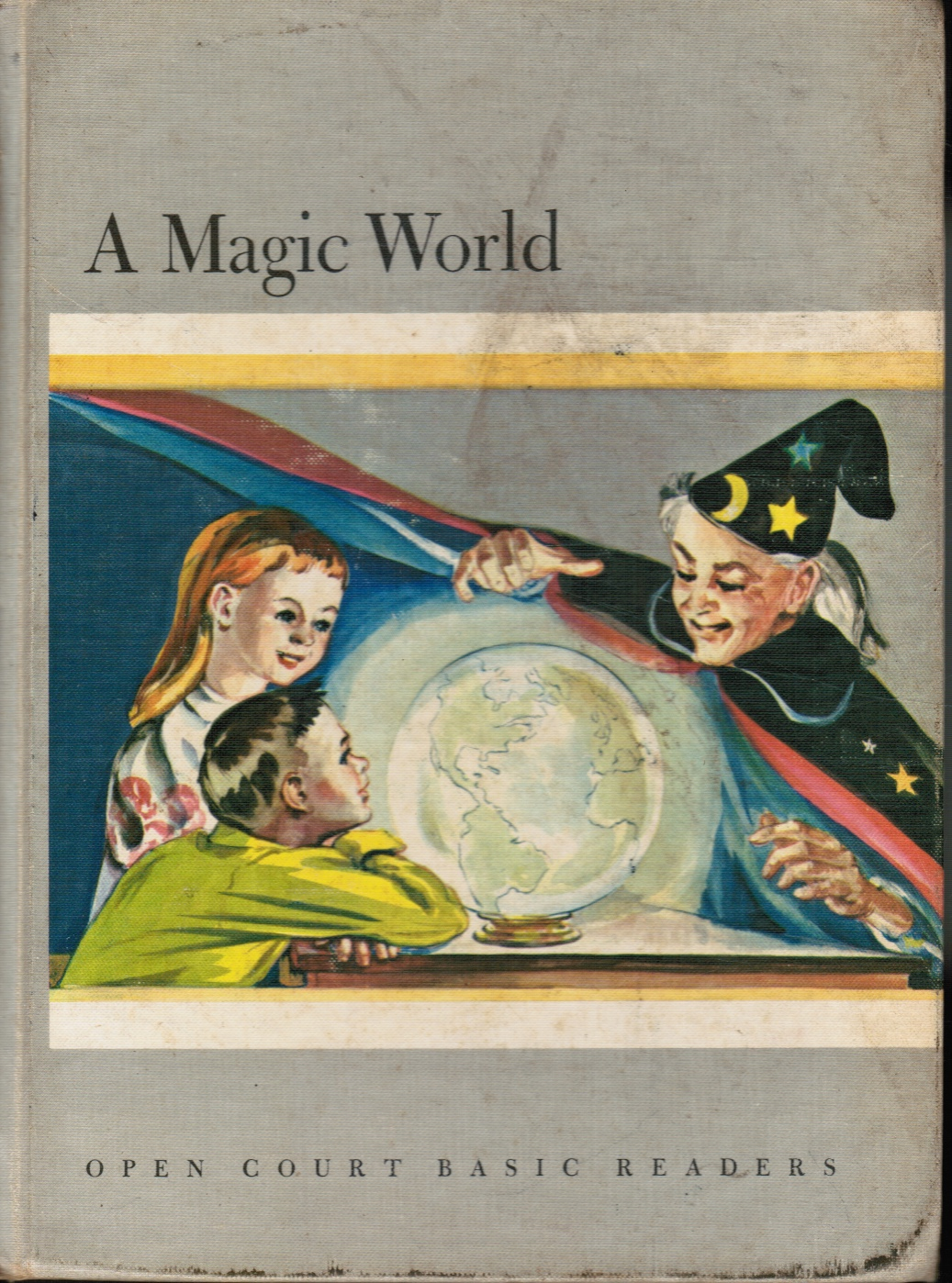 Image for A Magic World Reader