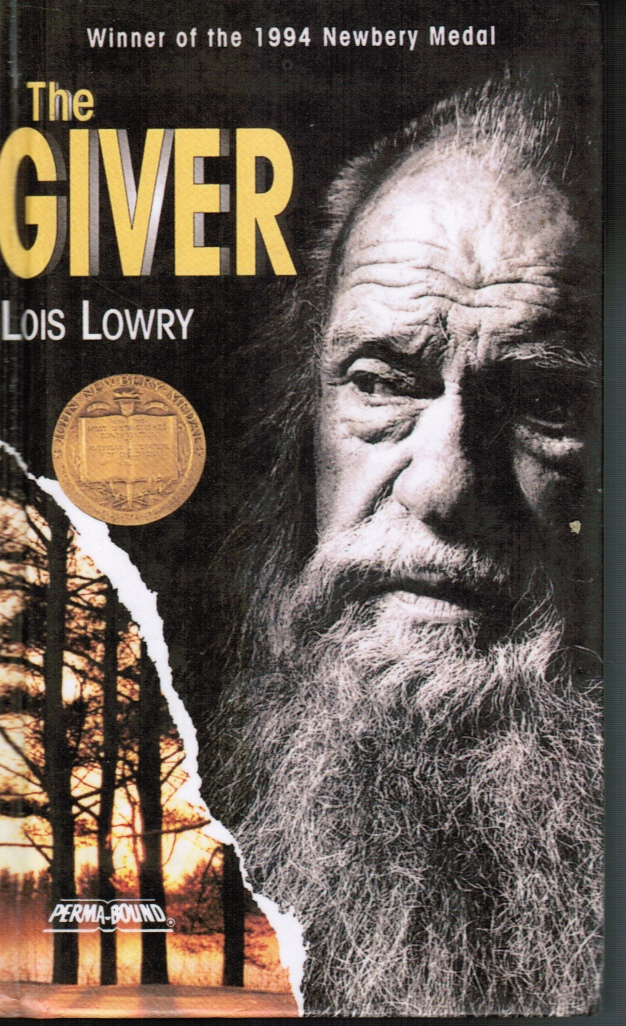 Image for The Giver (Rebound Into Hardcover) and Gathering the Blue (2 Separate Books)