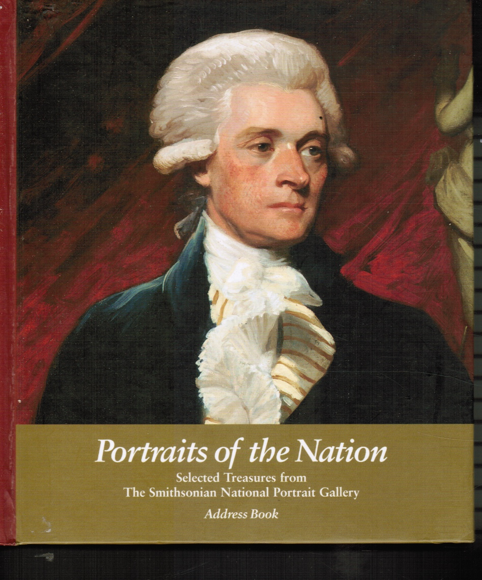Image for Portraits of the Nation Address Book: Selected Treasures from the Smithsonian National Portrait Gallery