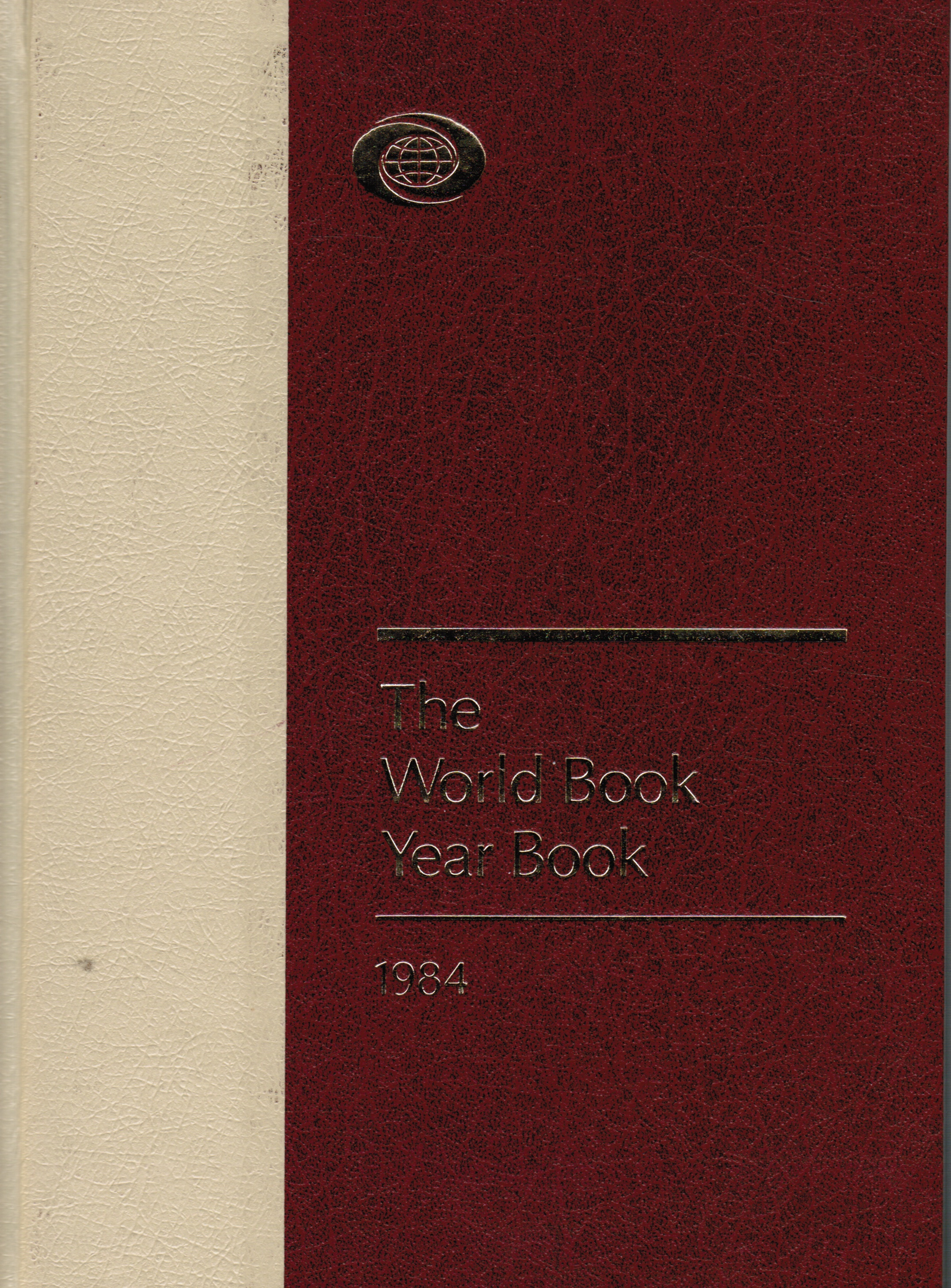 Image for The World Book Year Book 1984