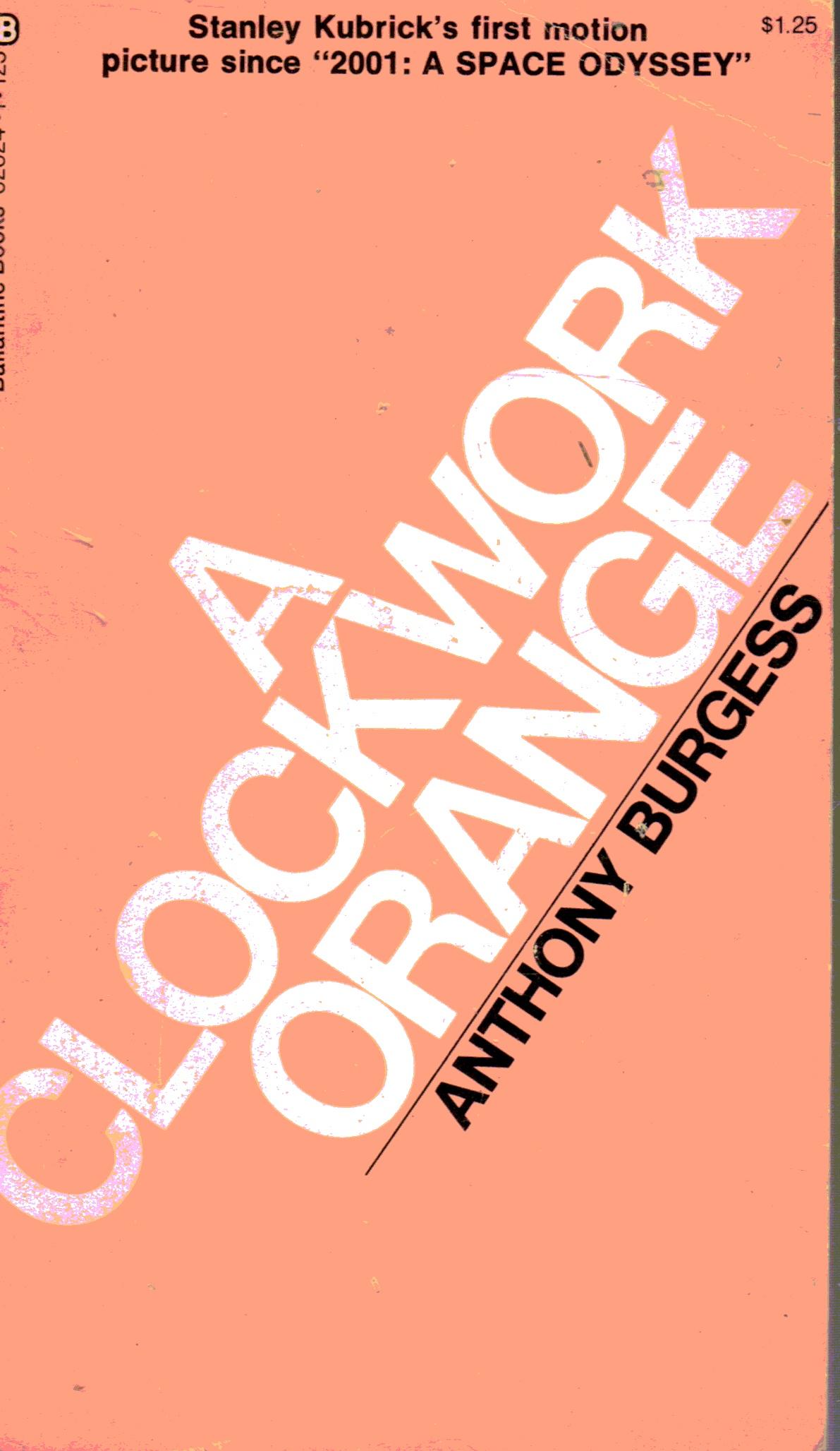 Image for A Clockwork Orange