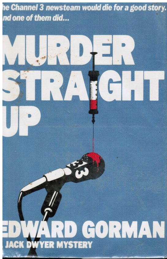 Image for Murder Straight Up