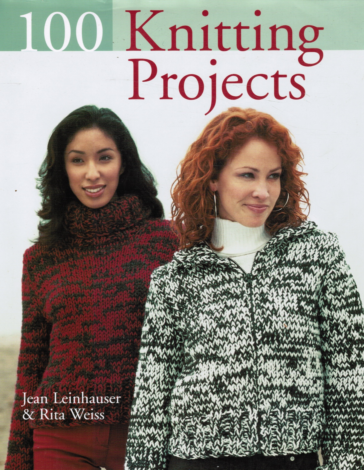 Image for 100 Knitting Projects