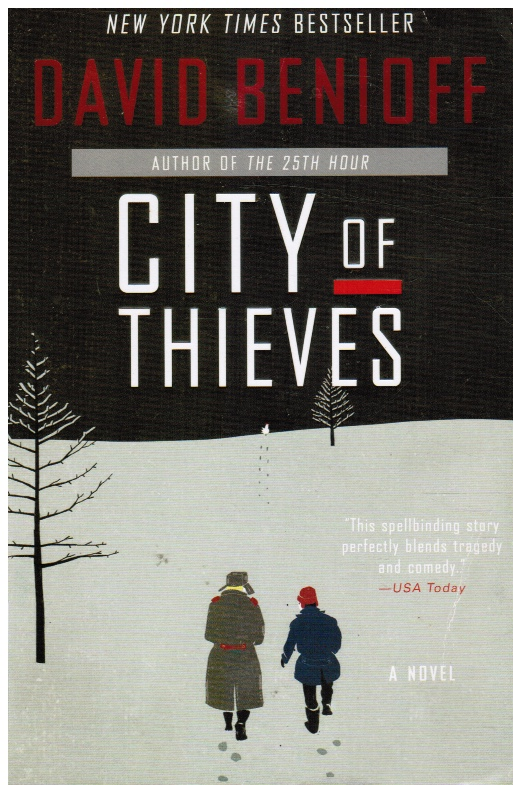 Image for City of Thieves: a Novel