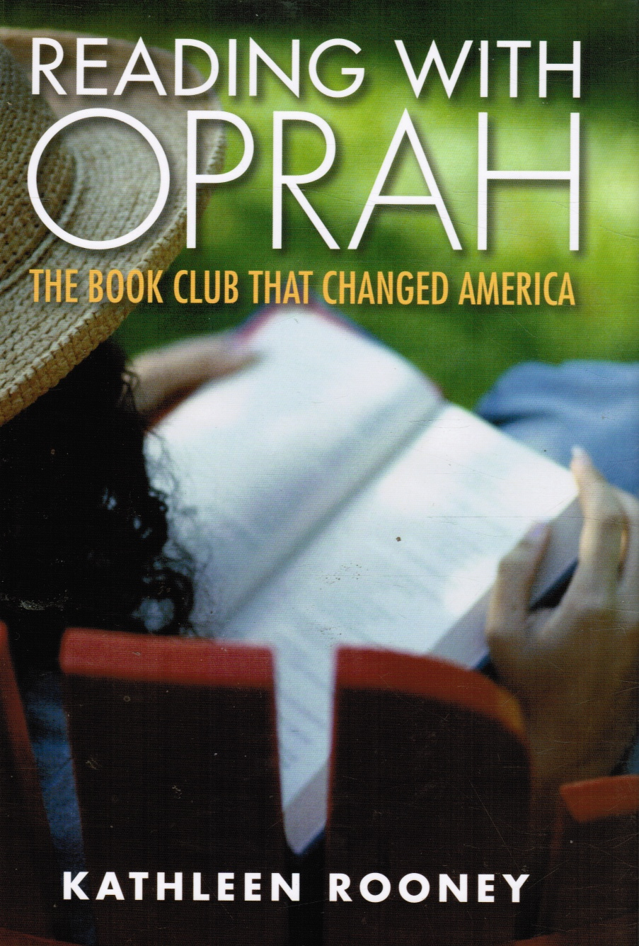 Image for Reading with Oprah: the Book Club That Changed America