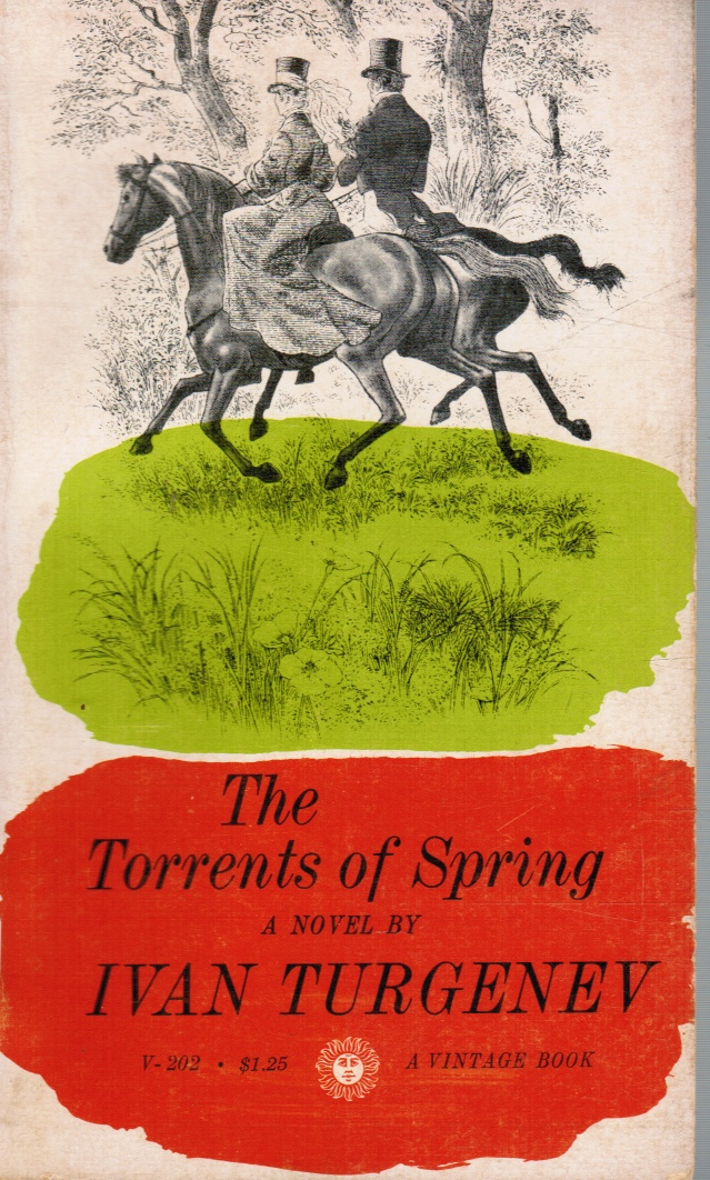 Image for The Torrents of Spring