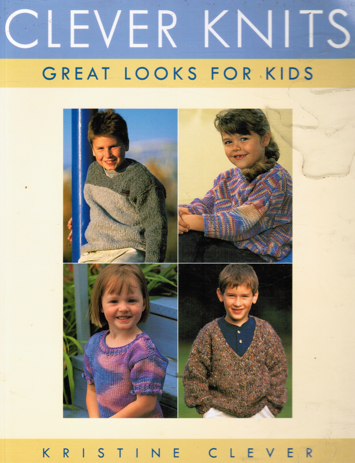Image for Clever Knits: Great Looks for Kids