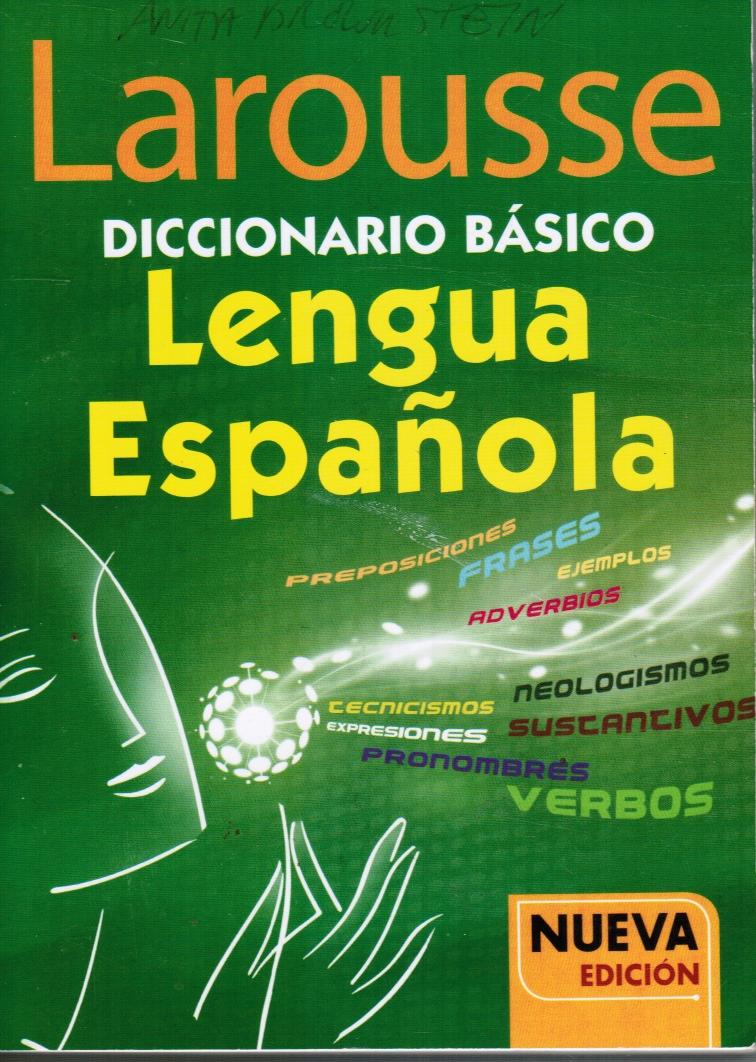 Image for Diccionario Basico Lengua Espanola