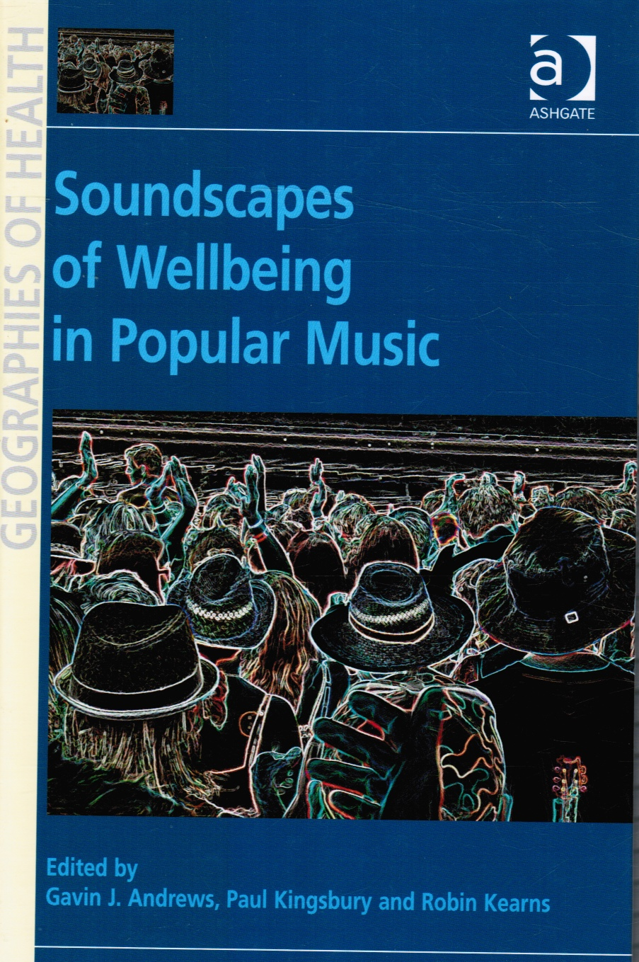 Image for Soundscapes of Wellbeing in Popular Music