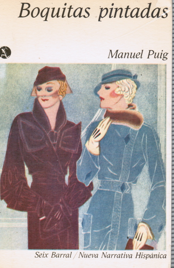 Image for 3 Books: Boquitas Pintadas; Pubis Angelical; El Beso De La Mujer Arana