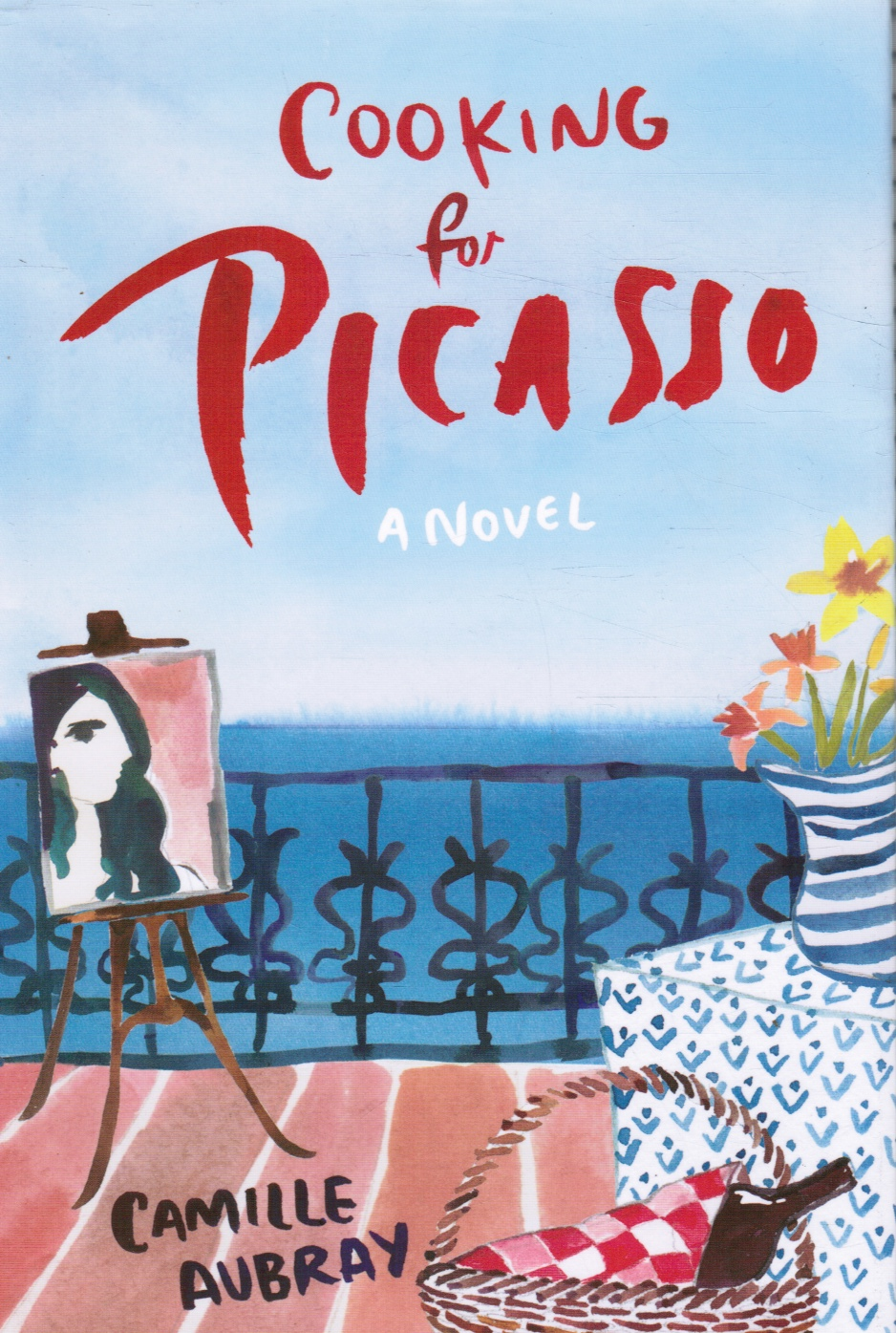 Image for Cooking for Picasso: a Novel