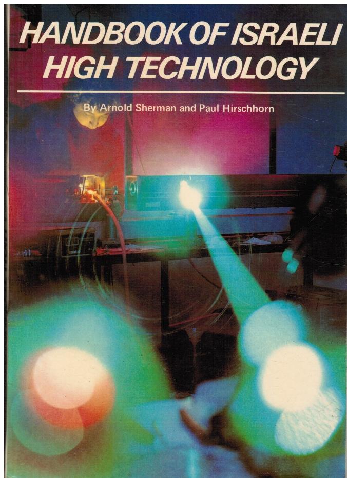 Image for Handbook of Israeli High Technology