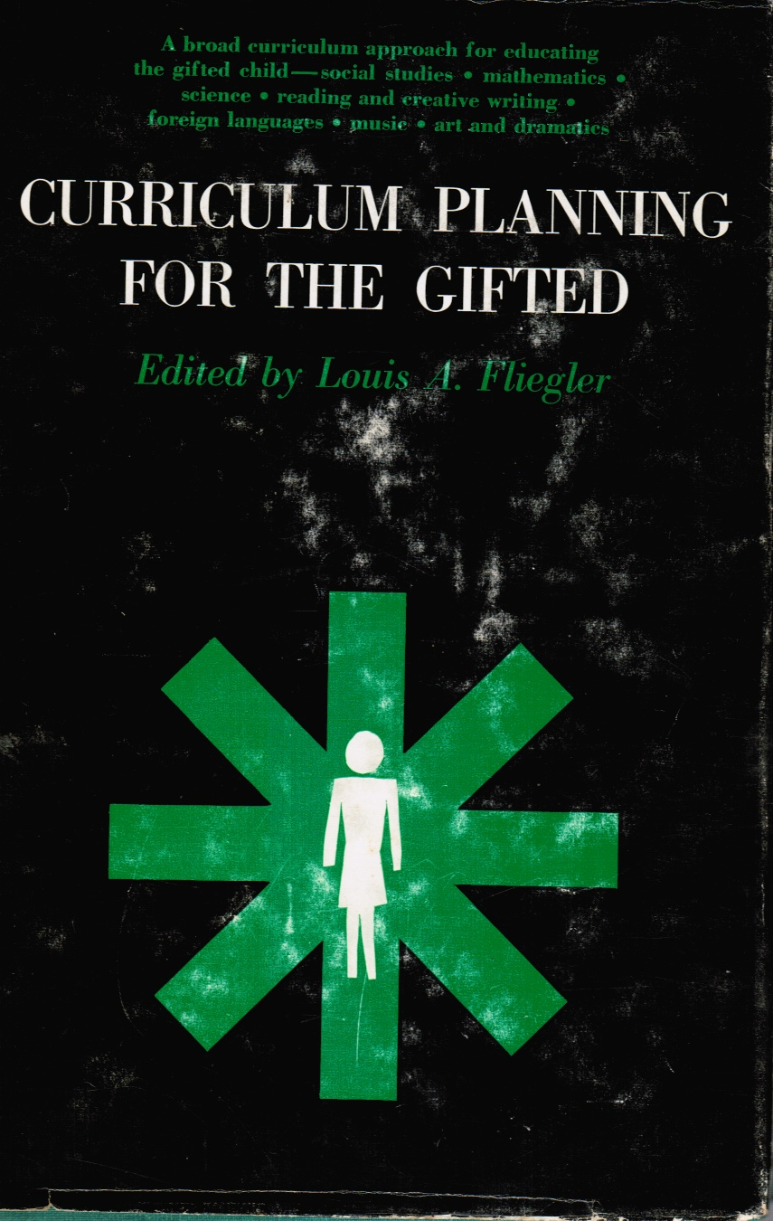 Image for Curriculum Planning for the Gifted