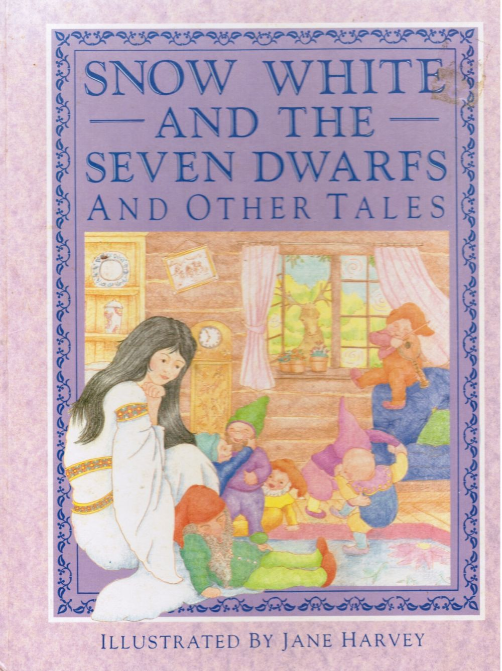 CARTER, GERALDINE - Snow White and the Seven Dwarfs and Other Tales