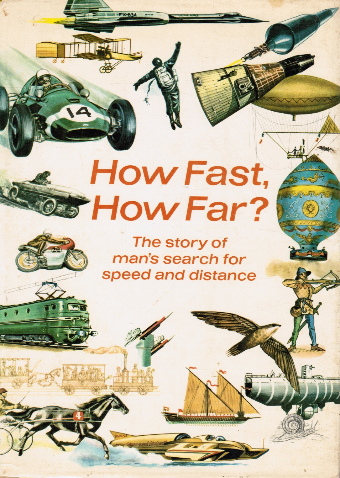 Image for How Fast, How Far? The Story of Man's Search for Speed and Distance