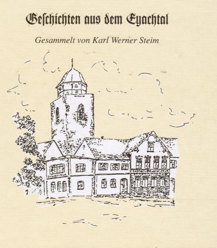 Image for Geschichten Aus Dem Eyachtal  (Collected Stories from the Eyachtal)