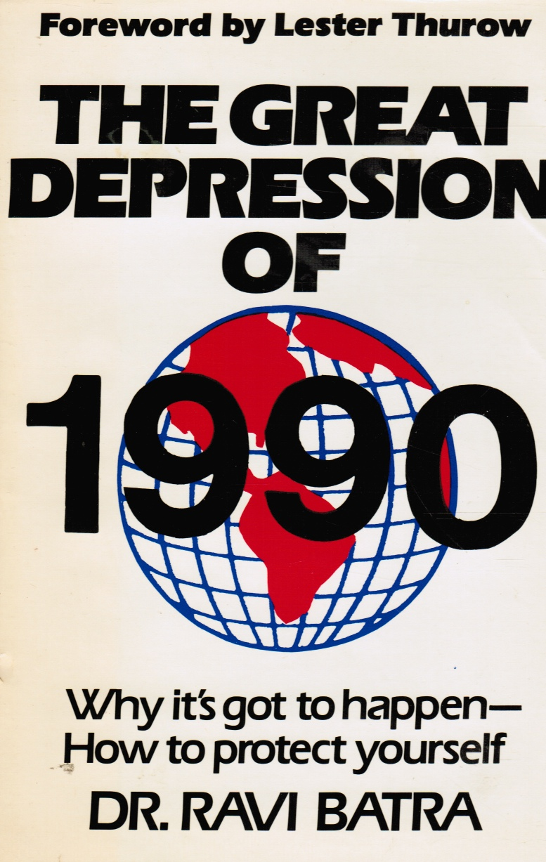 Image for The Great Depression of 1990