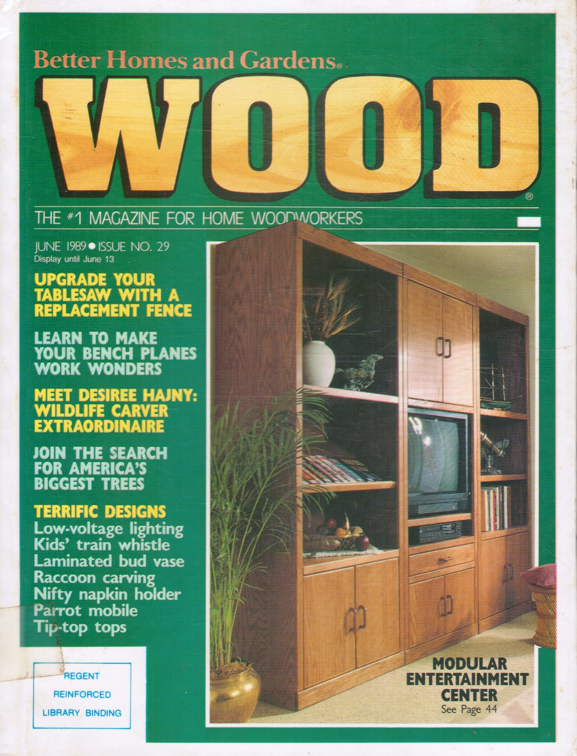 Image for Wood Magazine: Issue No. 29