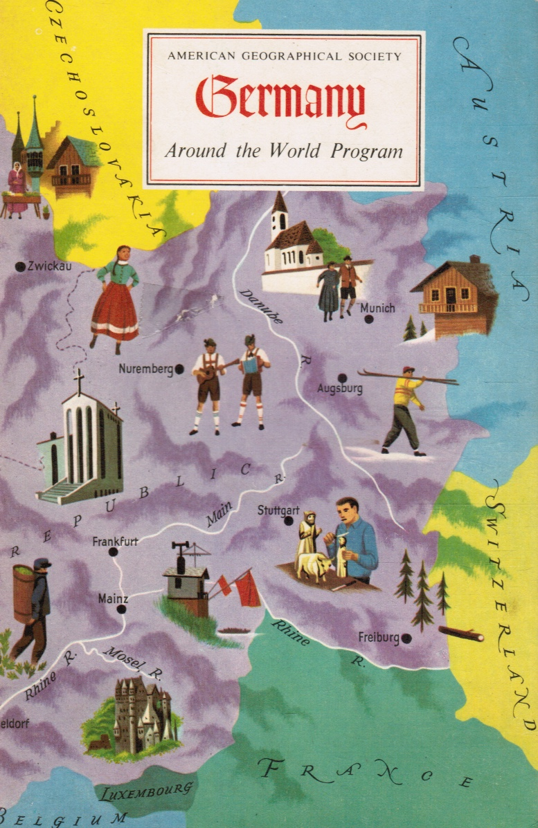 Image for GERMANY: American Geographic around the World Program