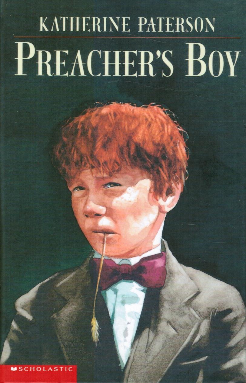 Image for Preacher's Boy