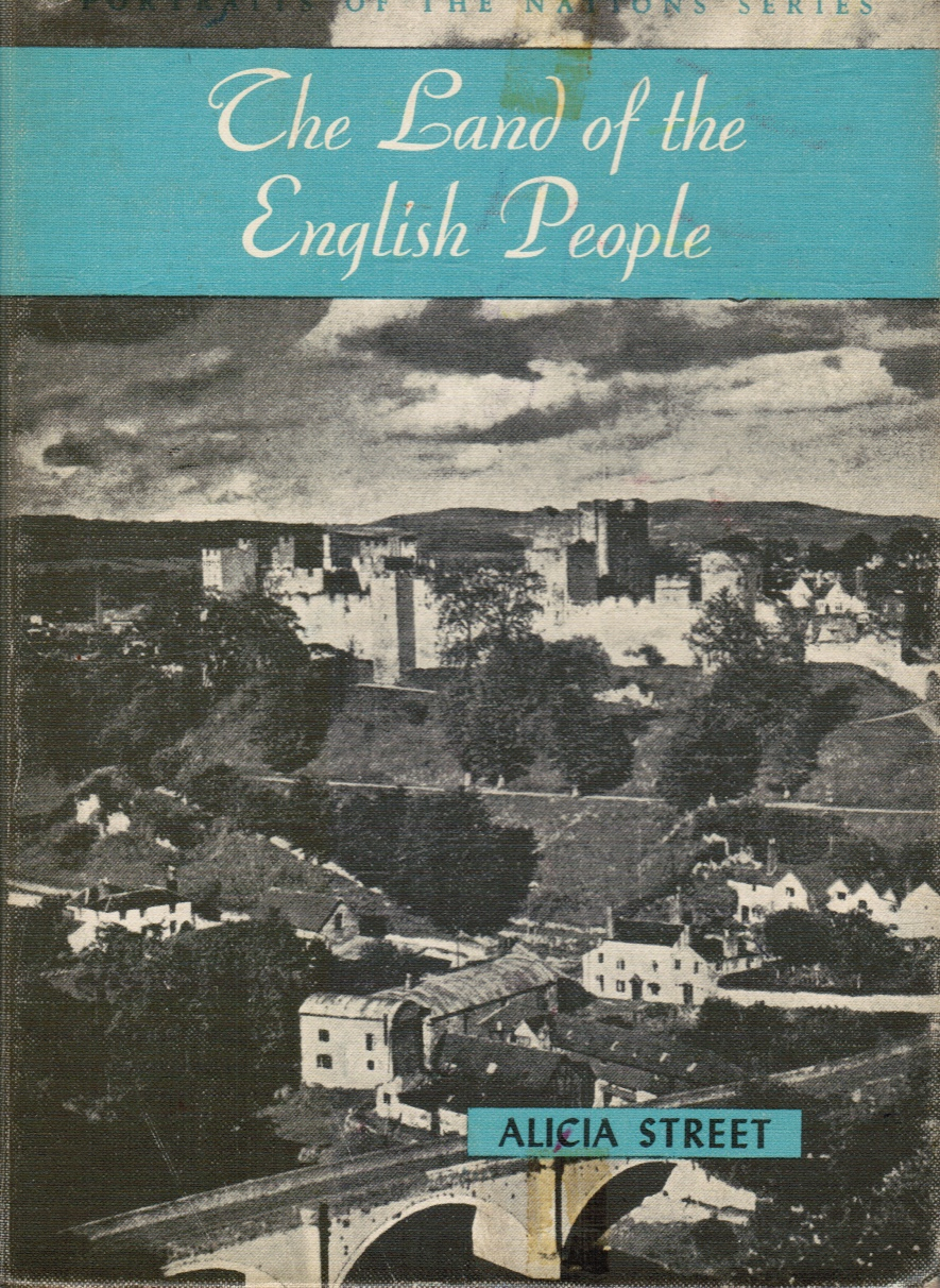 Image for The Land Of The English People