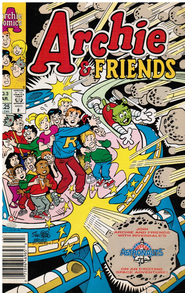 Image for Archie & Friends No. 3 March 1993