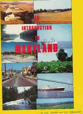 Image for An Introduction to Maryland