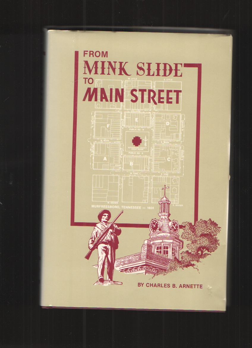Image for From Mink Slide to Main Street