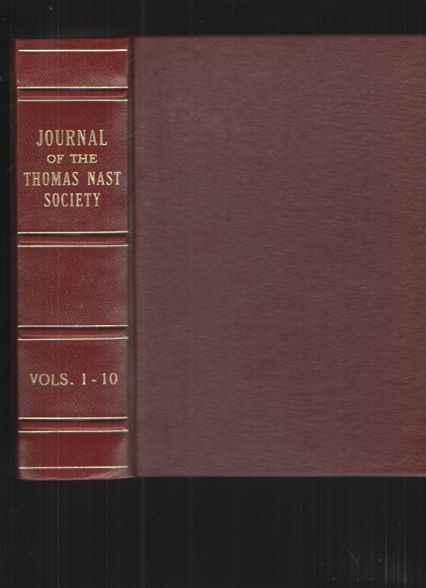 Image for Journal of the Thomas Nast Society, Vols. 1 - 10