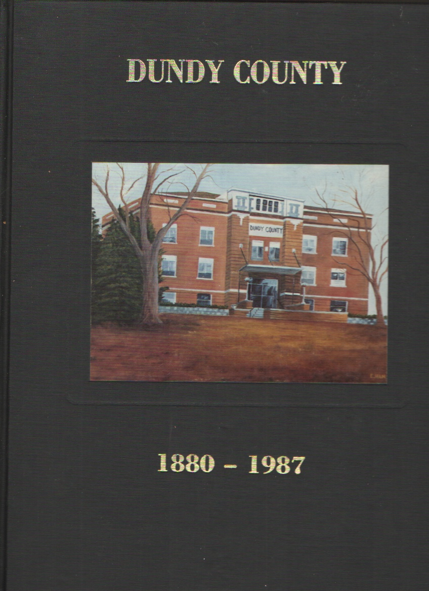 Image for History of Dundy County, Nebraska, 1880-1987