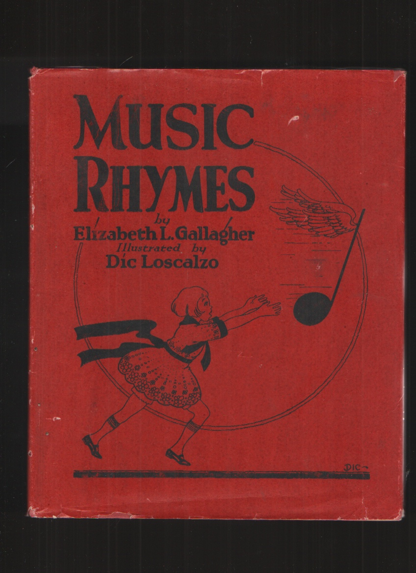 Image for Music Rhymes