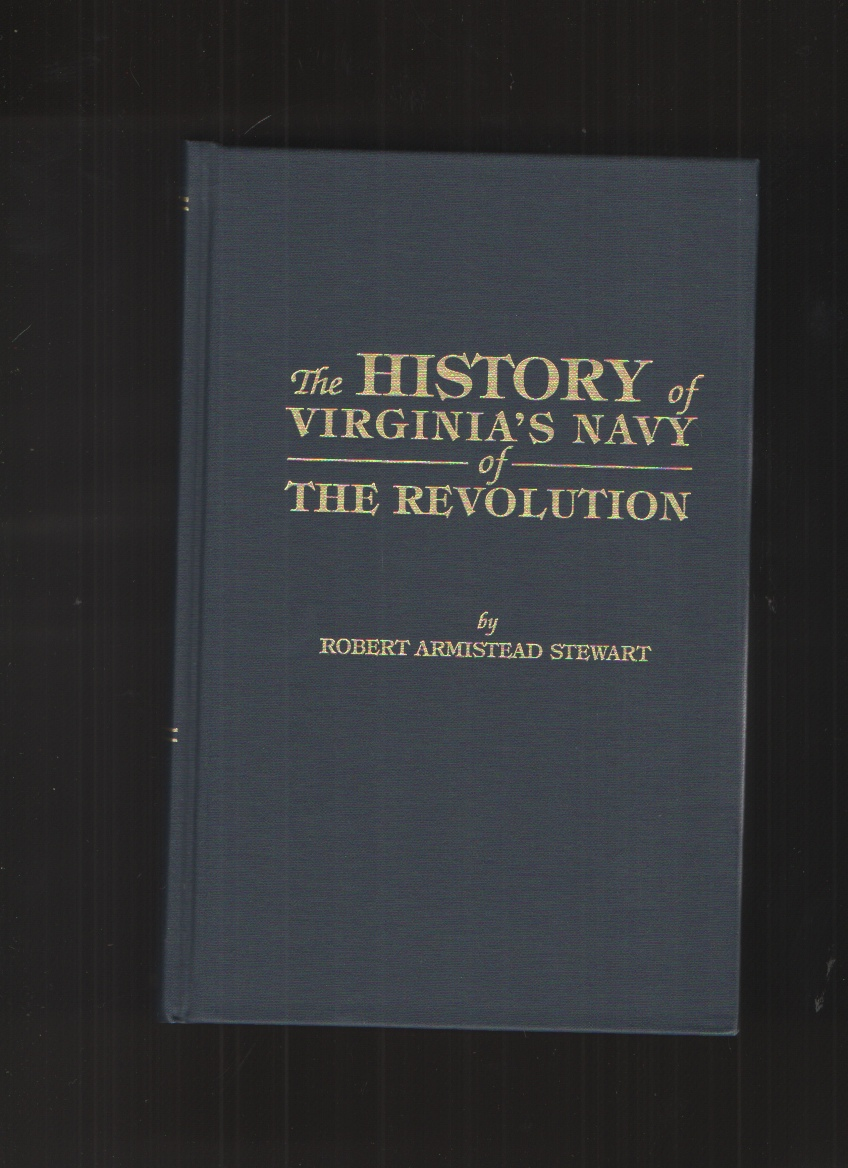 Image for The History of Virginia's Navy of the Revolution