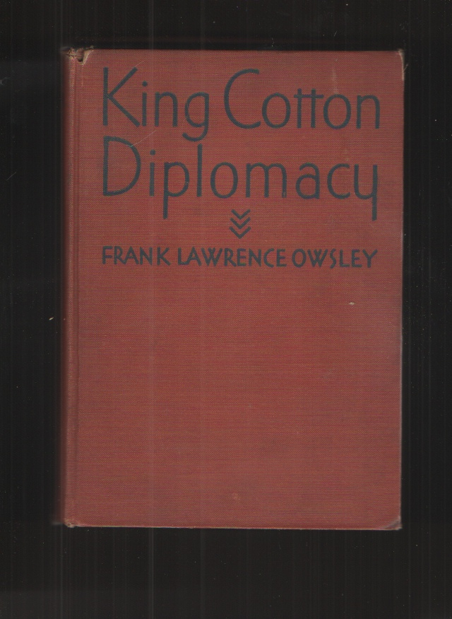 Image for King Cotton Diplomacy