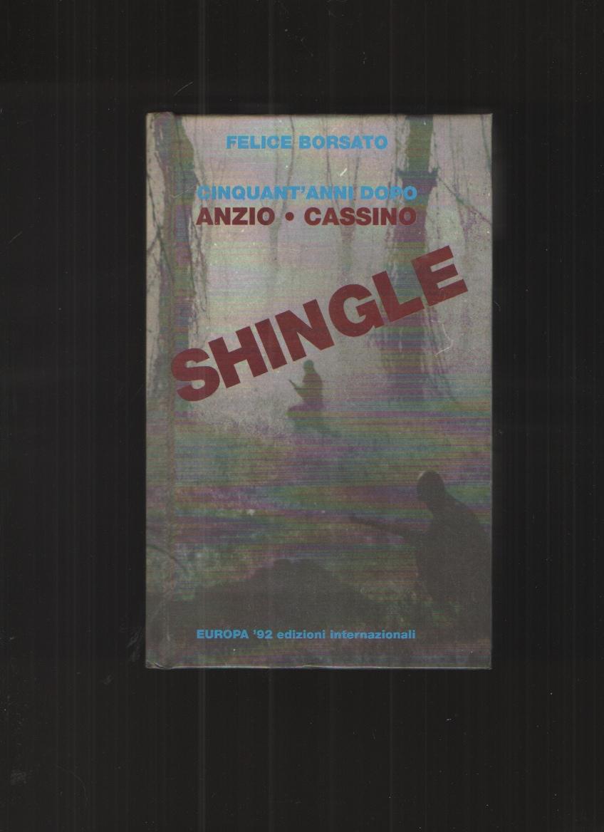 Image for Shingle Cinquant'anni Dopo, Anzio - Cassino