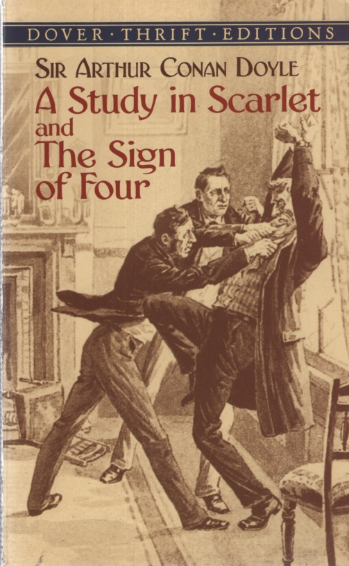 Image for A STUDY IN SCARLET AND THE SIGN OF FOUR