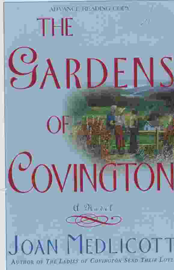 Image for THE GARDENS OF COVINGTON [ARC]