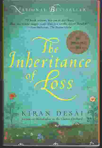 Image for THE INHERITANCE OF LOSS