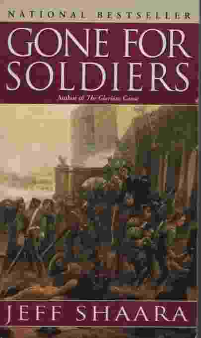 Image for GONE FOR SOLDIERS